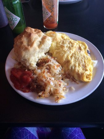 Nederland, CO: Small Omelet build it yourself