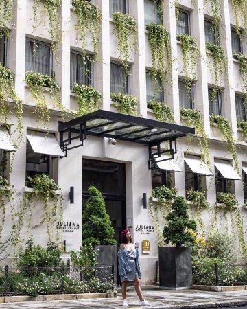 photo perfect hotel hotel juliana paris paris tripadvisor. Black Bedroom Furniture Sets. Home Design Ideas