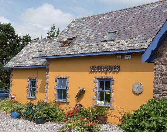 Ventry, Irlandia: Outside of musuem