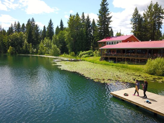 The Painted Turtle Restaurant : Painted Turtle at Dutch Lake