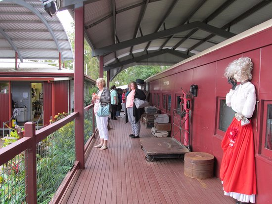 One of the displays at the Mareeba Heritage Musem
