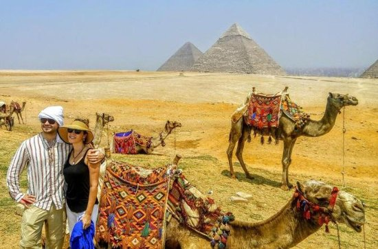 10-Day Ancient Egypt Tour with Nile...