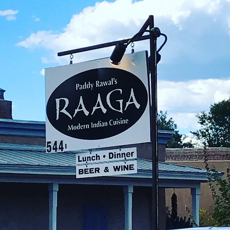 Raaga Restaurant Santa Fe New Mexico