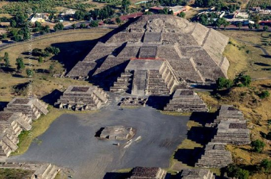 Teotihuacan Pyramids Private Tour...