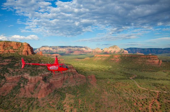 Wild West Tour by Helicopter from Sedona