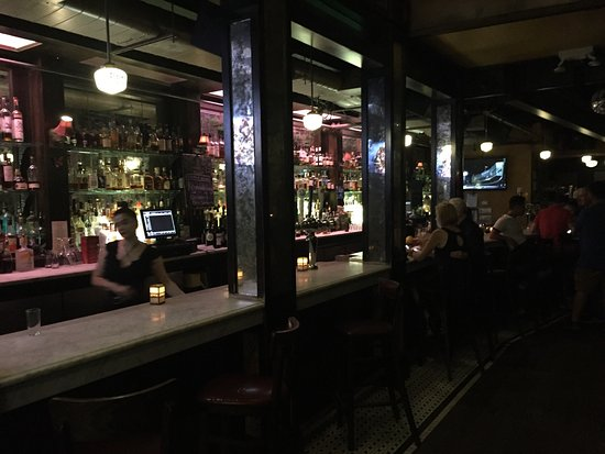 Picture of papillon bistro bar new york for Papillon new york