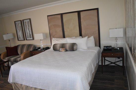 Novato, CA: Bed was comfortable