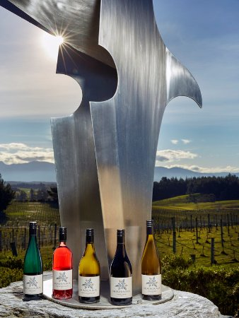 Upper Moutere, Nowa Zelandia: Mahana Wine