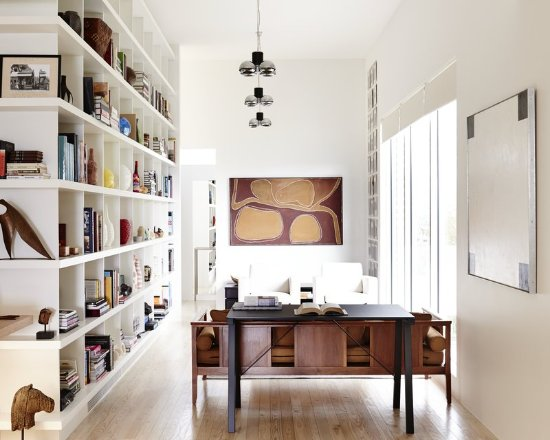 Upper Moutere, Nueva Zelanda: Owner's Penthouse library