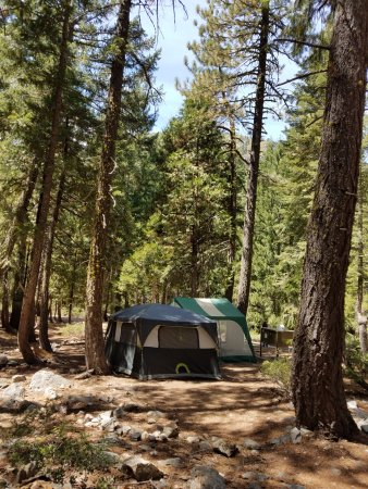 Graeagle, CA: Campsite 054 - Spacious and Gorgeous near creek and Grass Lake trailhead