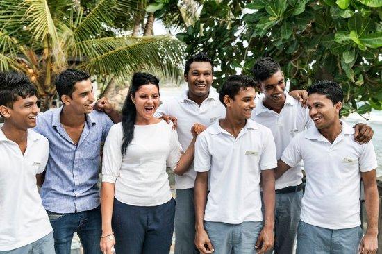 Talpe, Sri Lanka: Welcome to OTP