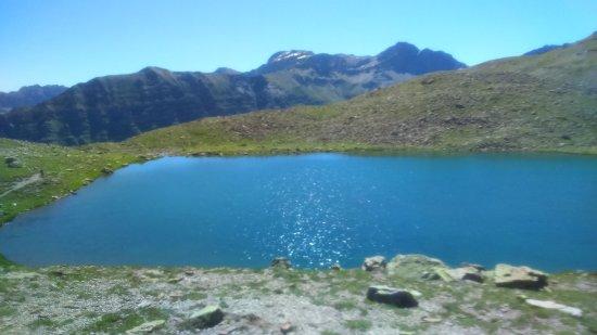 Freissinieres, ฝรั่งเศส: Lac Palluel