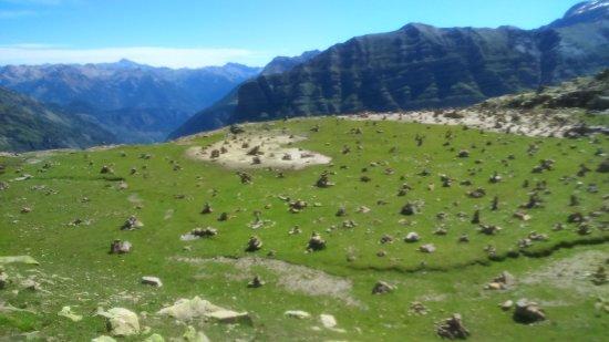 Freissinieres, Frankreich: Cimetières de cairms