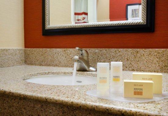 Eden Prairie, MN: Guest Bathroom