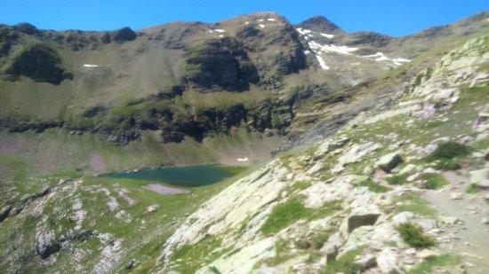 Freissinieres, Francia: Lac Faravel