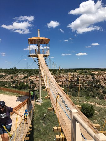 Texas Zip Line Tours
