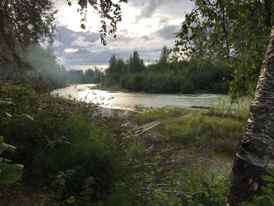 Talkeetna RV & Boat Launch