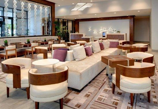 East Lansing, Мичиган: Marriott Greatroom