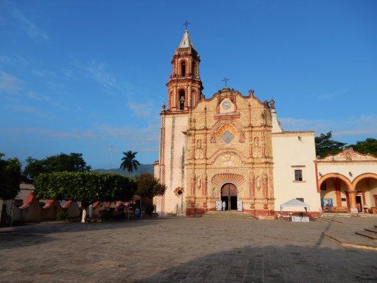 Jalpan de Serra, México: Misión de Santiago Apostol