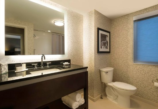 Orangeburg, NY: King One-Bedroom Suite - Bathroom