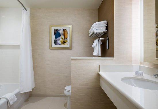 San Marcos, Kalifornia: Guest Bathroom