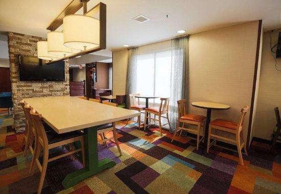 Berea, KY: Breakfast Seating Area