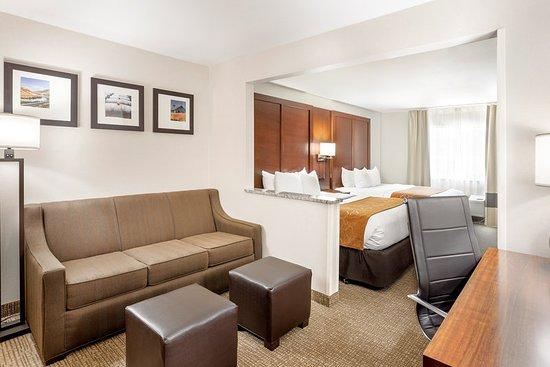 Yakima, WA: Double queen suite
