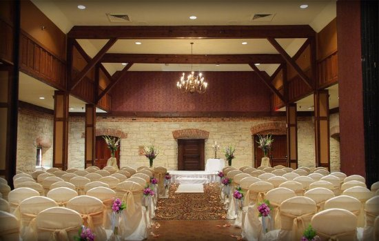 Eureka, Миссури: Wedding Ceremony in the Great Hall