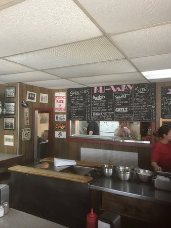Leavenworth, KS: Nu-way Drive In