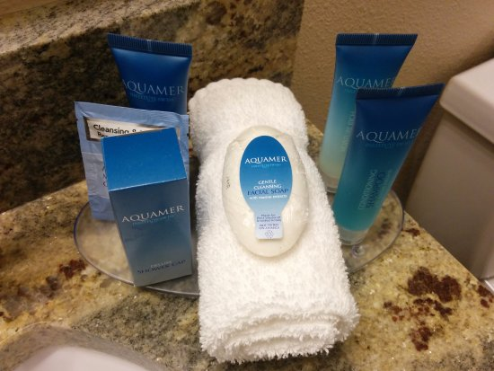 Ketchum, ID: Toiletries made in China
