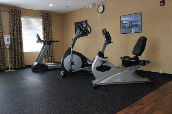 Hanover, PA: Oversized Fitness Center