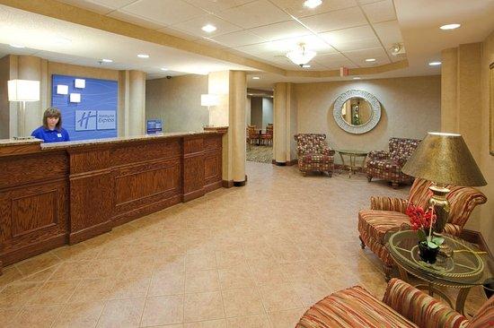 Hanover, PA: Hotel Lobby