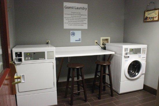 ฮาโนเวอร์, เพนซิลเวเนีย: Laundry Facility