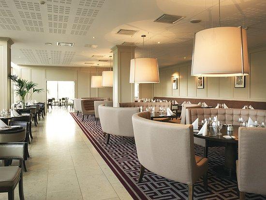 Leopardstown, Irland: Restaurant