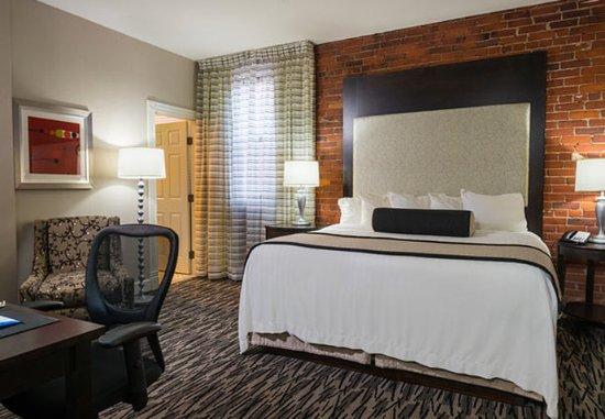 Keene, Nueva Hampshire: King Guest Room