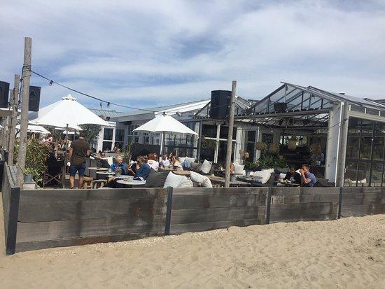 branding beachclub - photo de branding beachclub, noordwijk