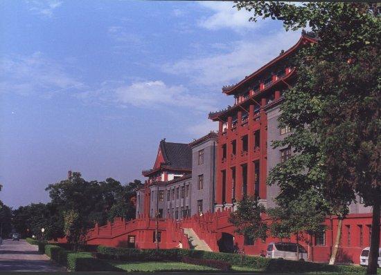 四川大學照片