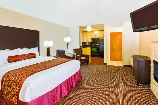 Millbrae, Kalifornia: Guest Room