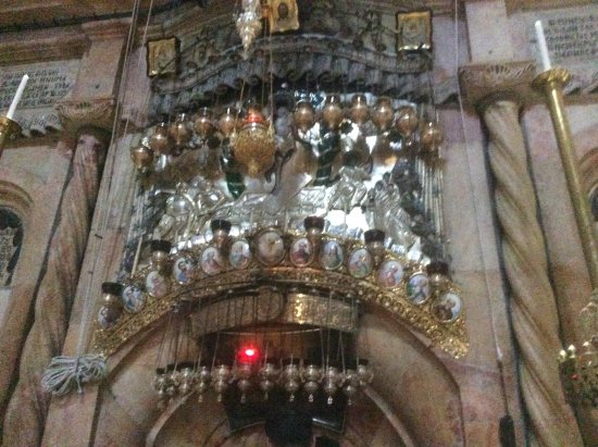 Bein Harim Tourism Services - Day Tours: Inside the Church of the Holy Sepulcher