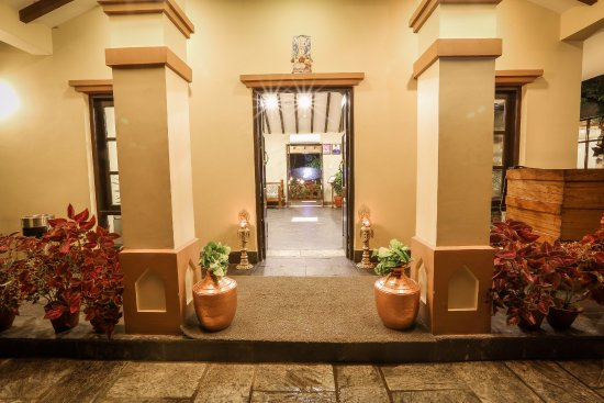 Atithi Resort & Spa: Entrance
