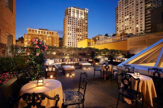 Loews Hotel Vogue: Terrace