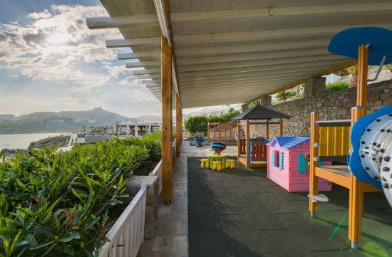 Ornos, Greece: playgorund