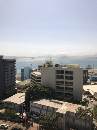 Crowne Plaza Port Moresby: August 2017