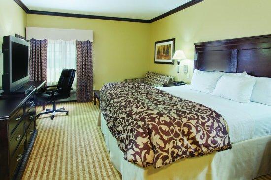Schertz, TX : Guest Room