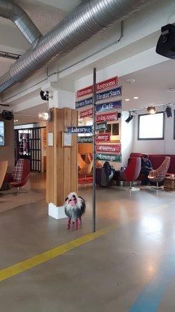 Icelandair Hotel Reykjavik Marina: Lobby