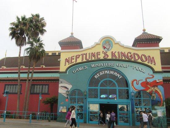 neptune s kingdom santa cruz beach boardwalk santa cruz ca rh tripadvisor com things to do in santa cruz with a baby