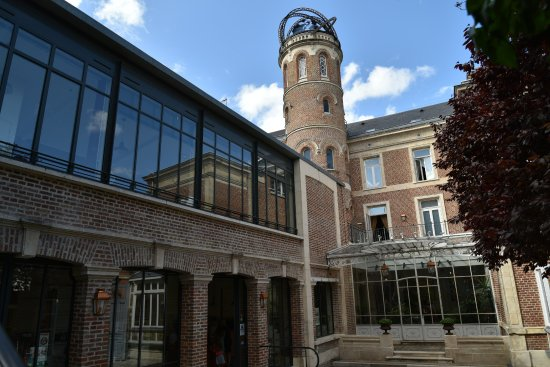Maison de Jules Verne - Picture of Maison de Jules Verne, Amiens