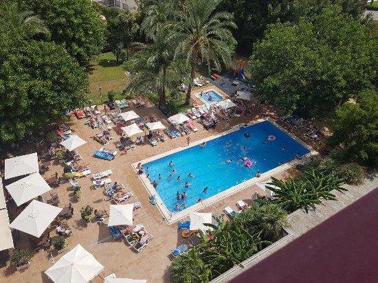 Hotel Benilux Park Location