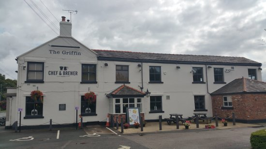 ‪‪Widnes‬, UK: Griffin Inn‬