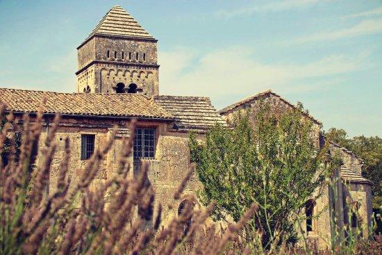 St-Rémy-de-Provence, Francia: Saint-Paul de Mausole